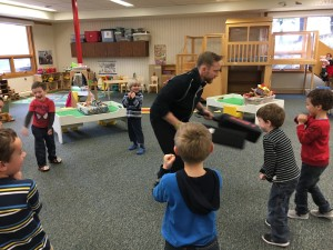 Infinity Martial Arts at MPS